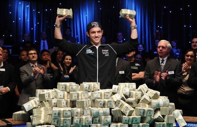 Joe Cada WSOP Champion